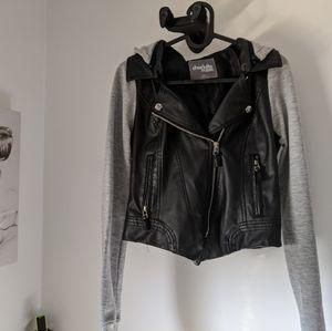 Moto jacket ✨✨♥️♥️